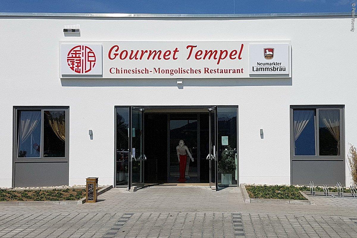 Gourmet Tempel - Tourist-Information der Stadt Neumarkt